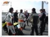 Motorrad Kurventraining